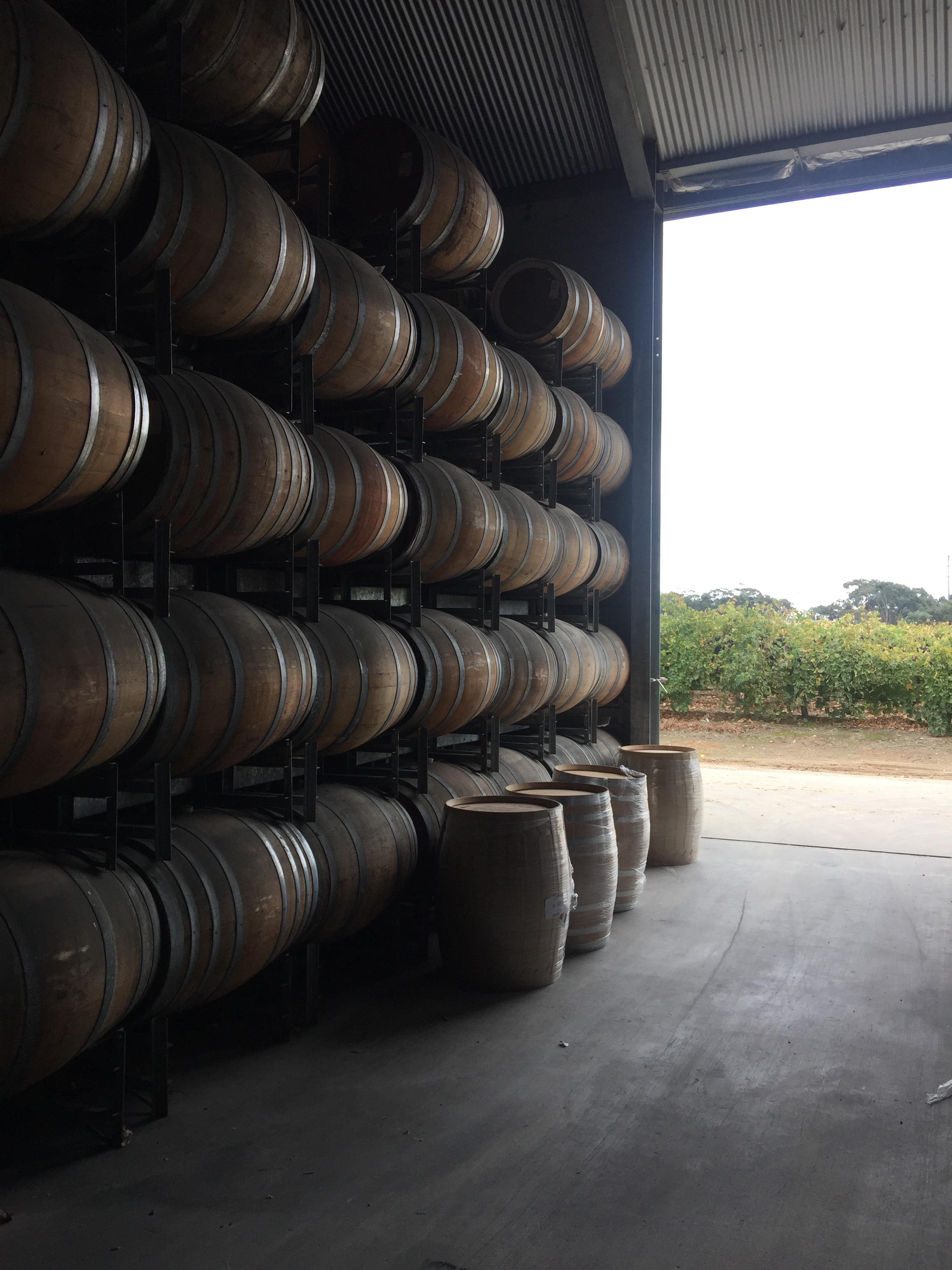 Pasin welcomes funding package to support wine industry