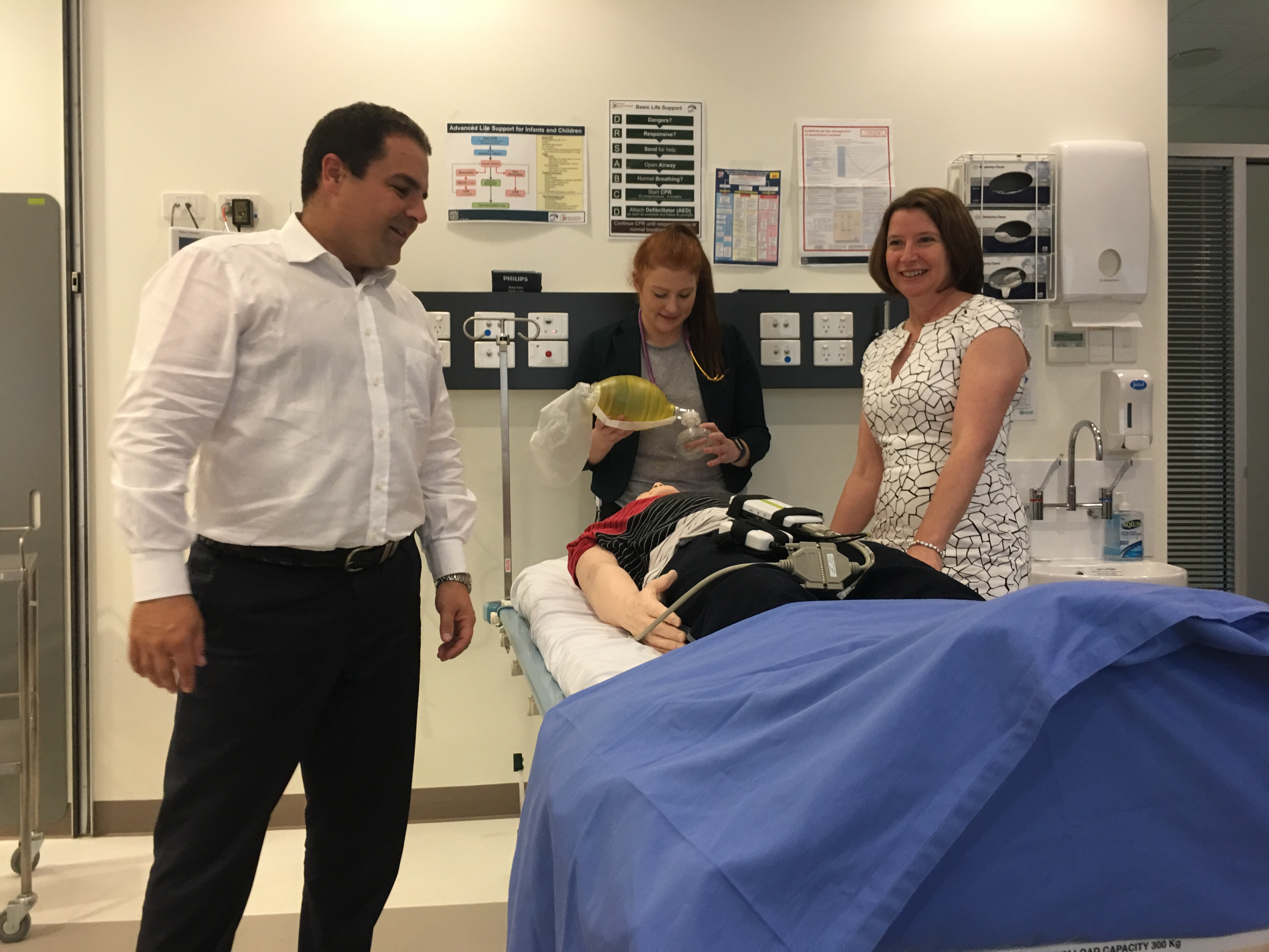 Extra staff and funds to deliver more clinical training for the Limestone Coast and Riverland