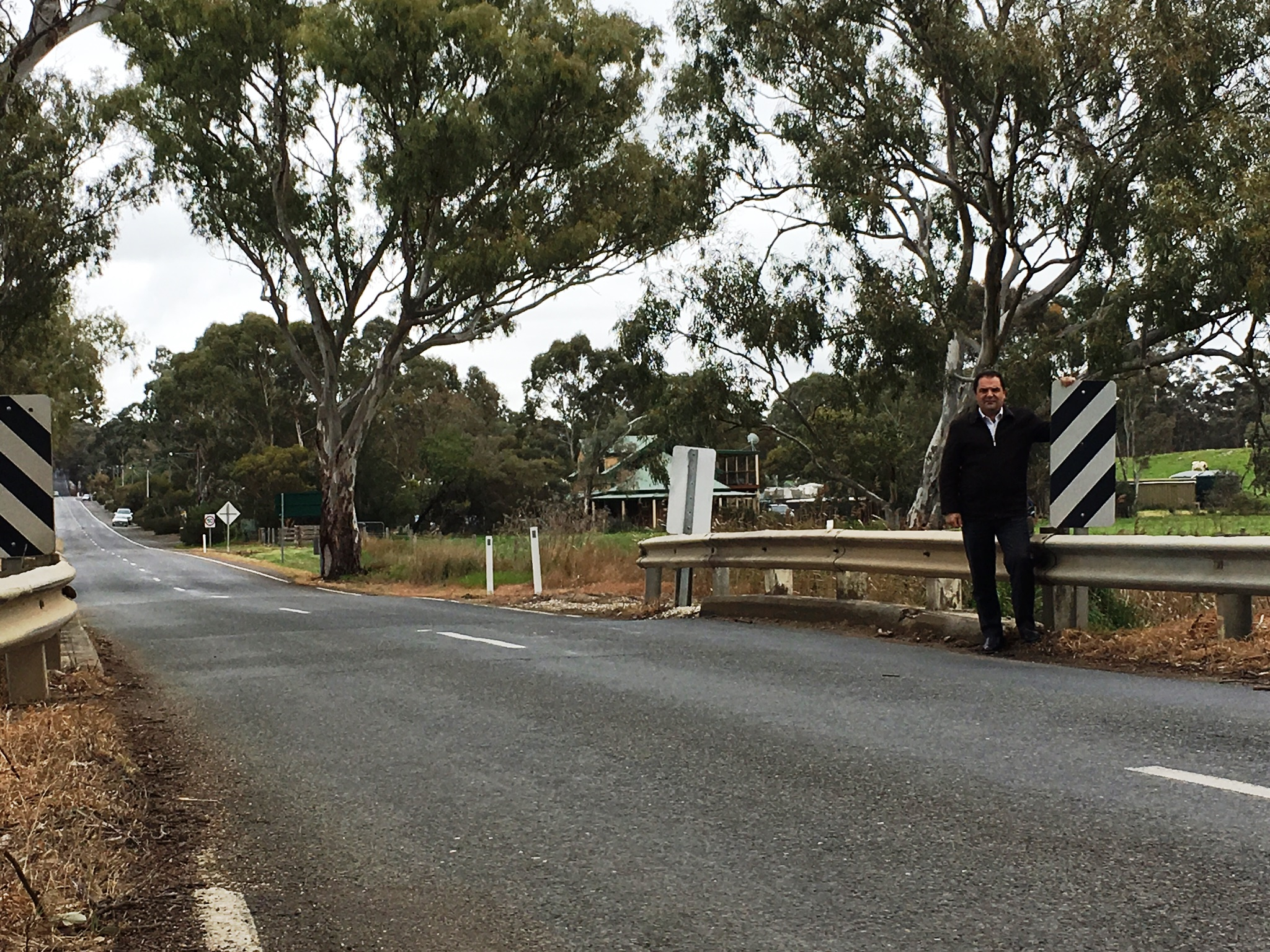 Bridge upgrade for Stott Highway