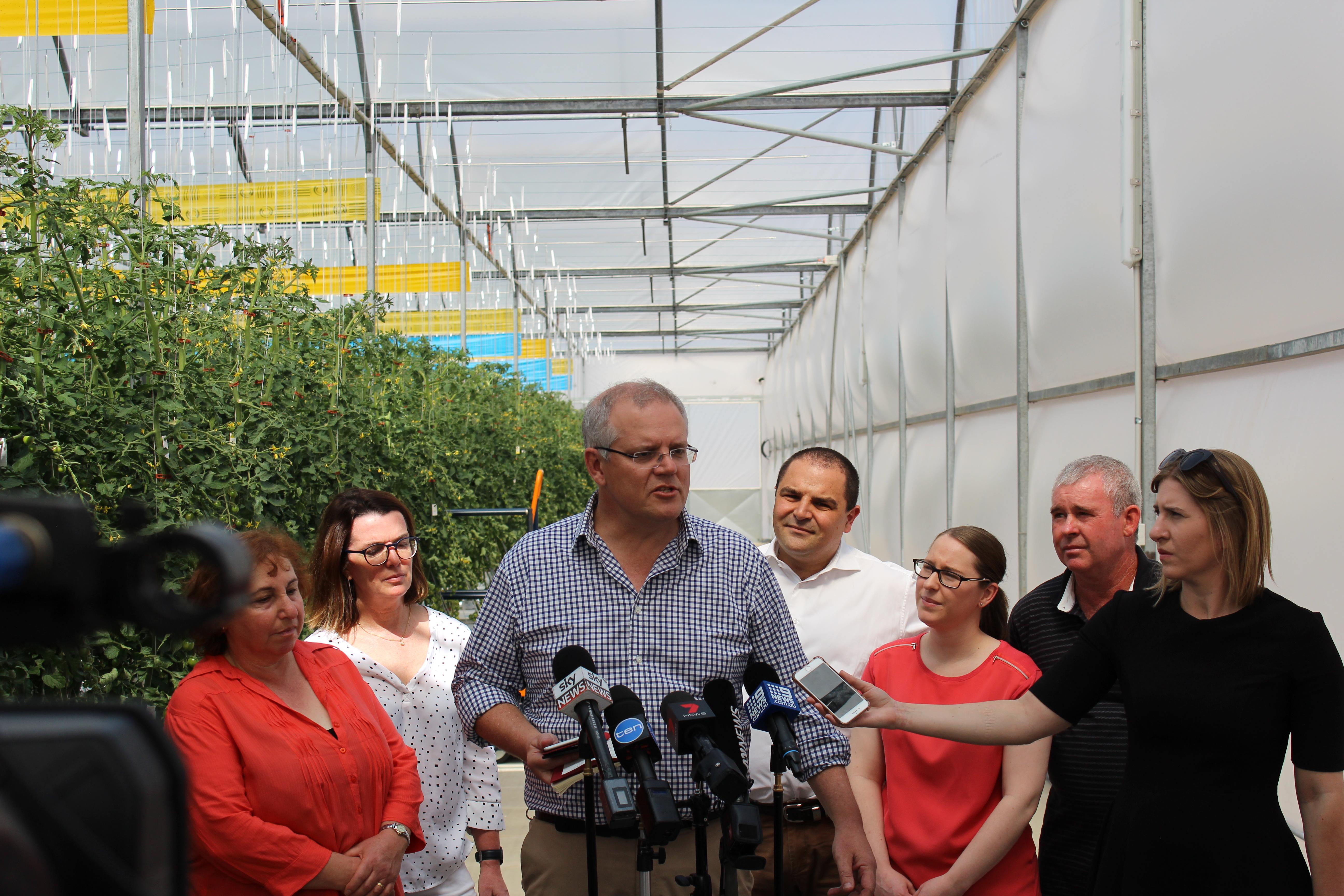 ADDRESSING FARM LABOUR SHORTAGES