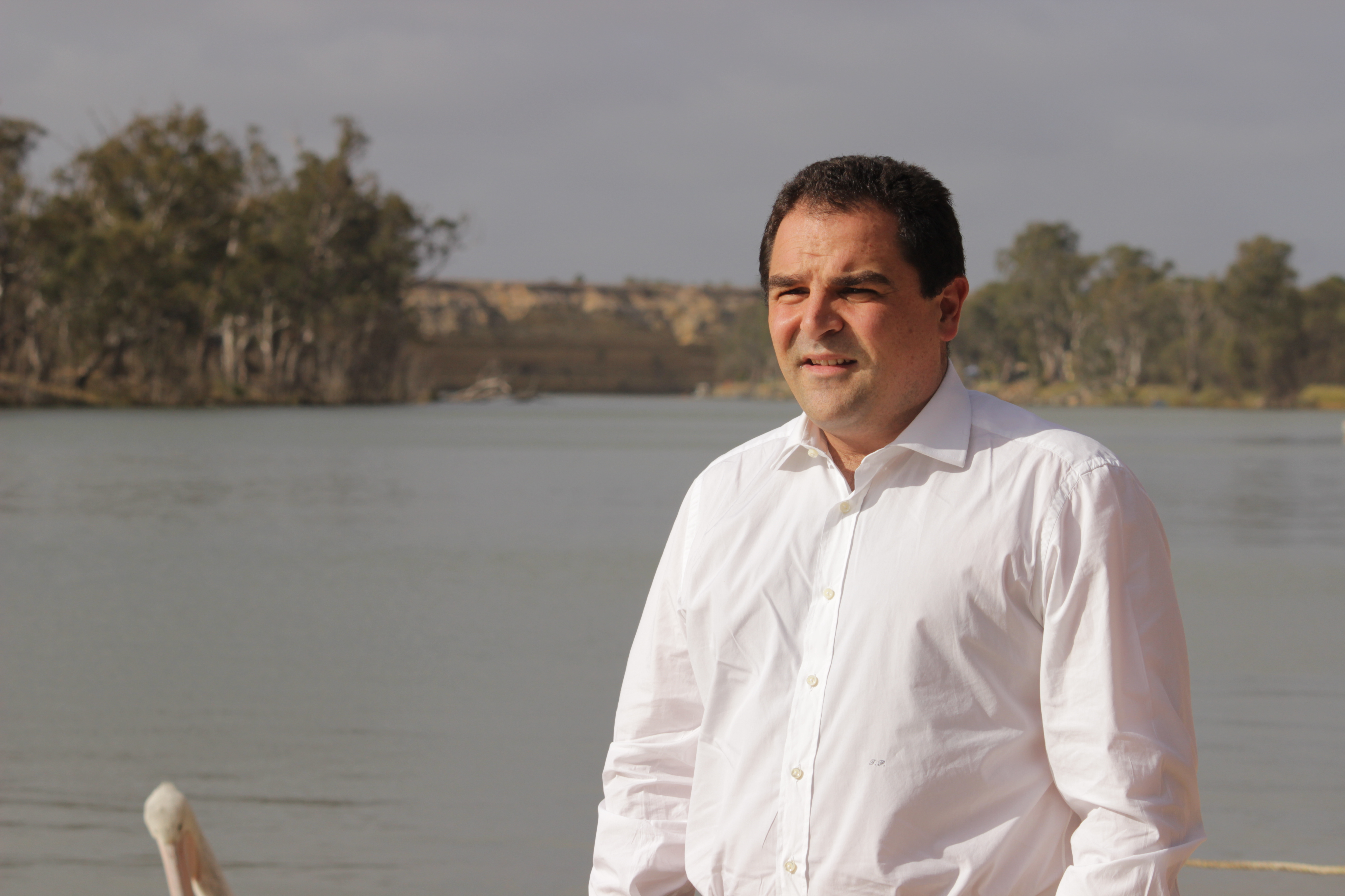 COALITION MOVES TO ESTABLISH INSPECTOR-GENERAL OF MURRAY DARLING BASIN WATER RESOURCES