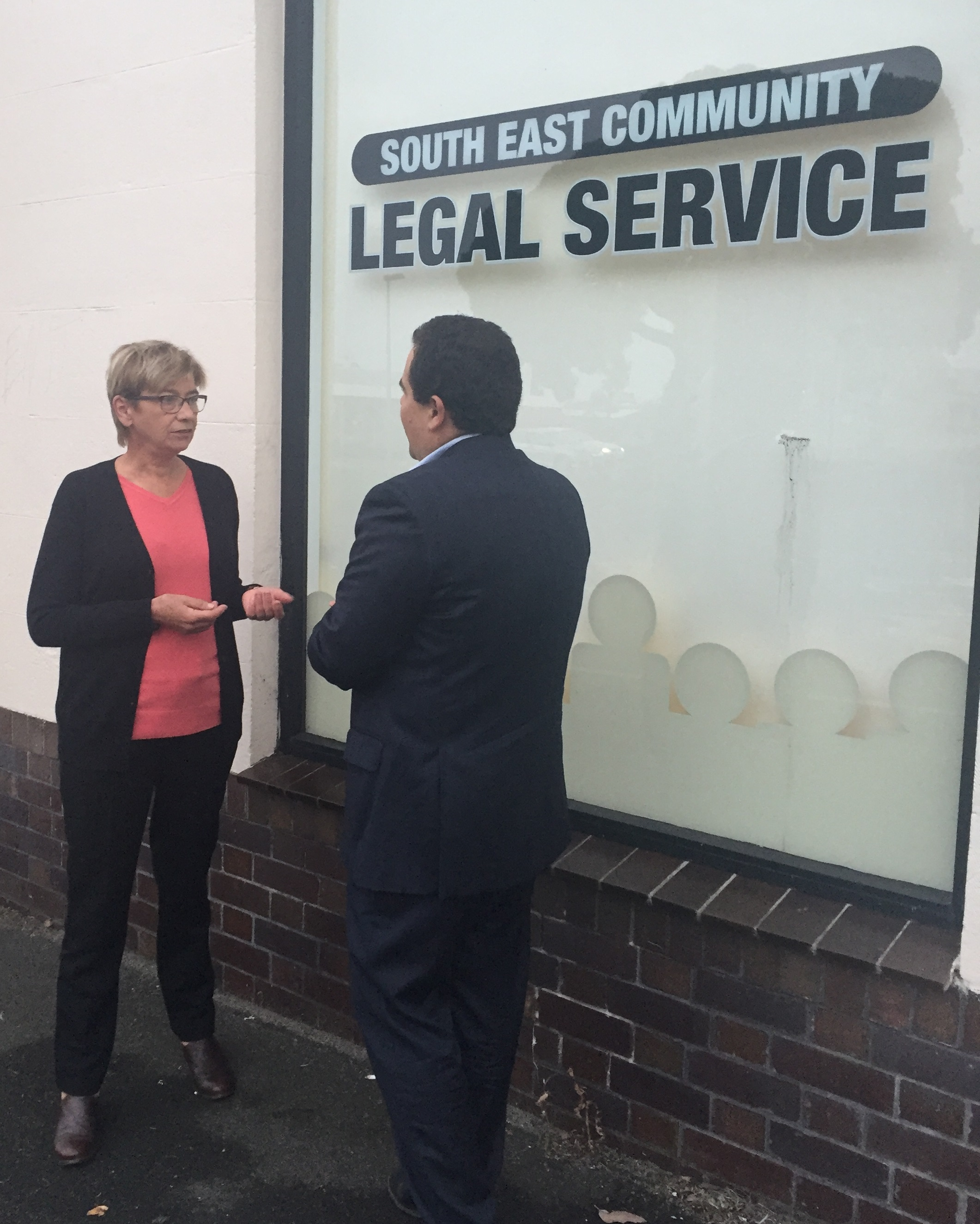 Record Federal funding for legal assistance sector