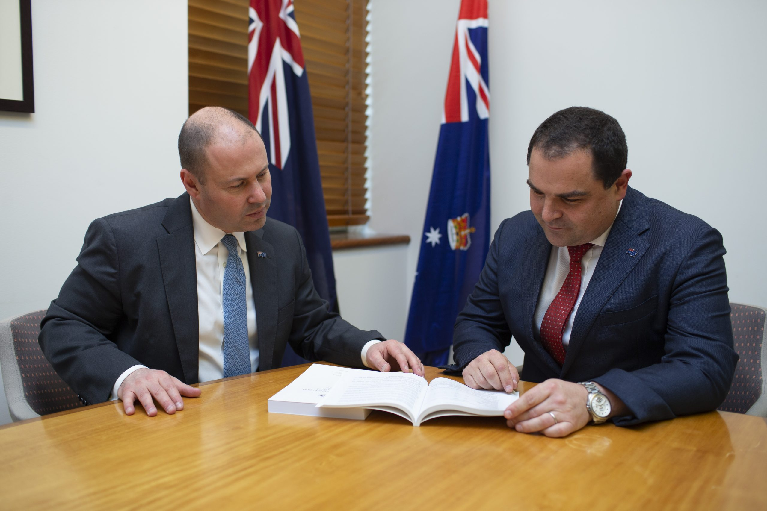 PASIN WELCOMES MORRISON ECONOMIC RECOVERY PLAN BUDGET