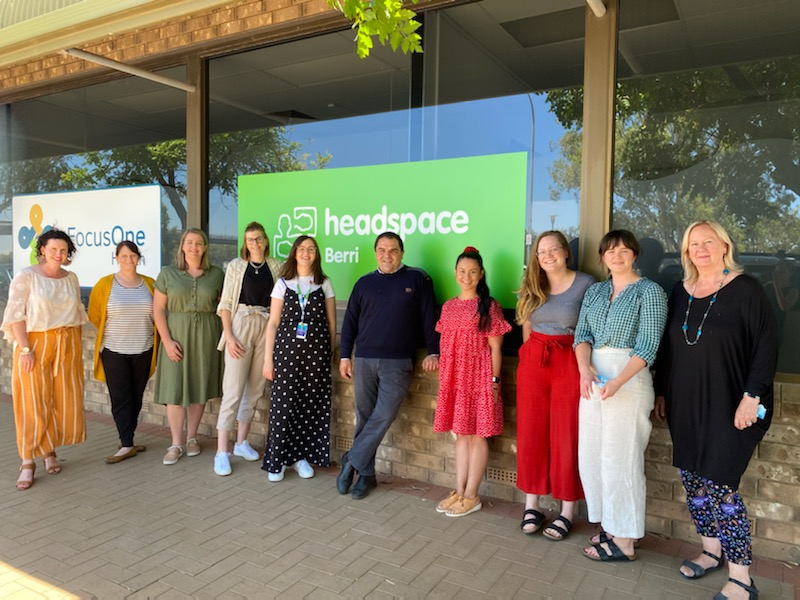 Headspace Berri receives Regional Arts Recovery funding
