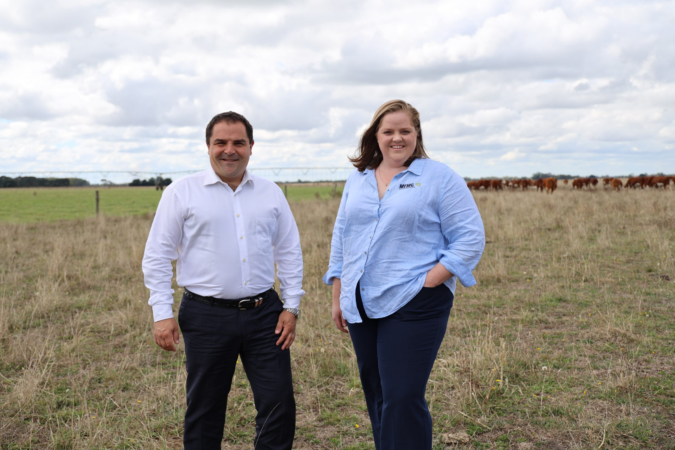 INVESTING IN BARKER'S SMART FARMERS