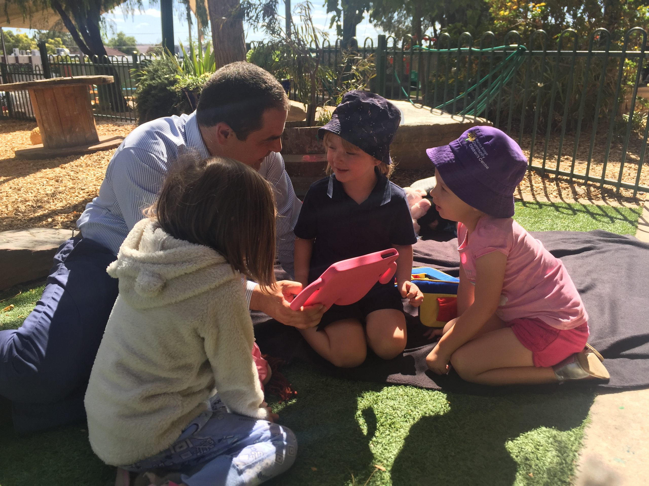 FUNDING AGREEMENT TO BOOST PRESCHOOL ATTENDANCE IN SOUTH AUSTRALIA