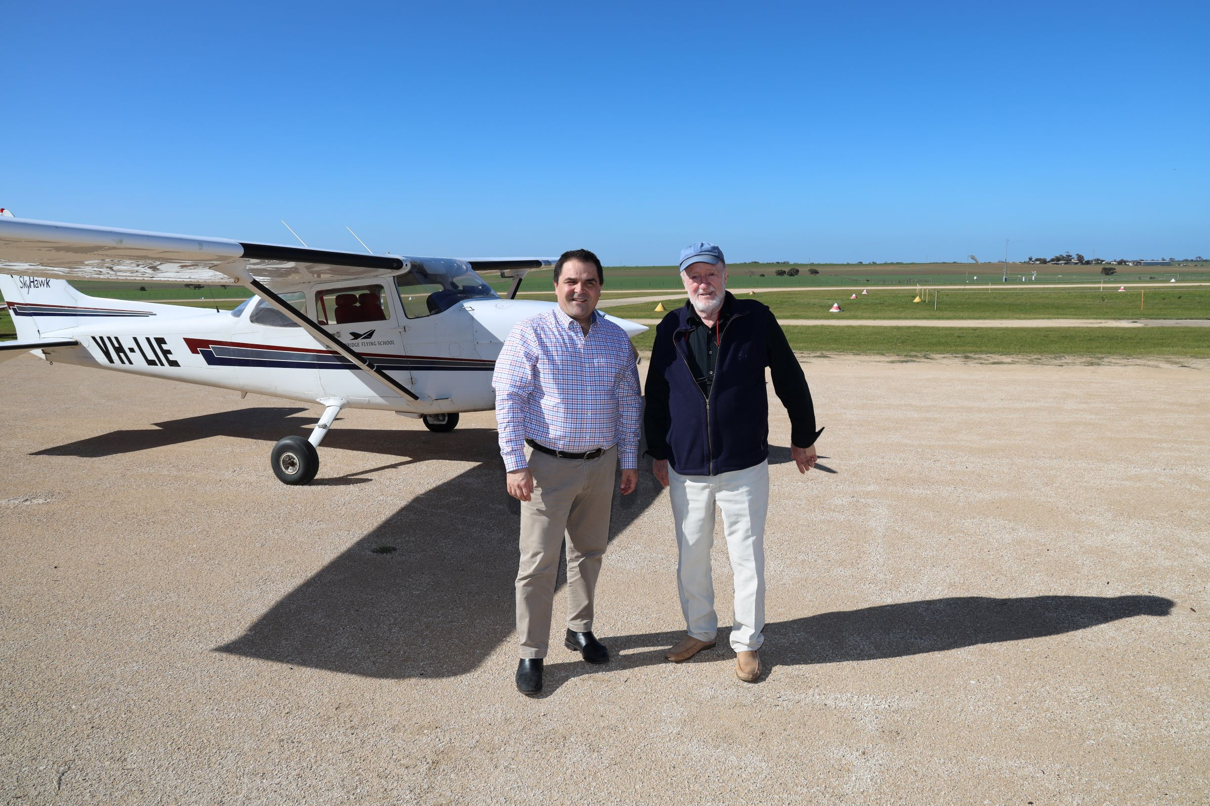 VITAL FUNDING FOR AIRPORTS IN MURRAYLANDS